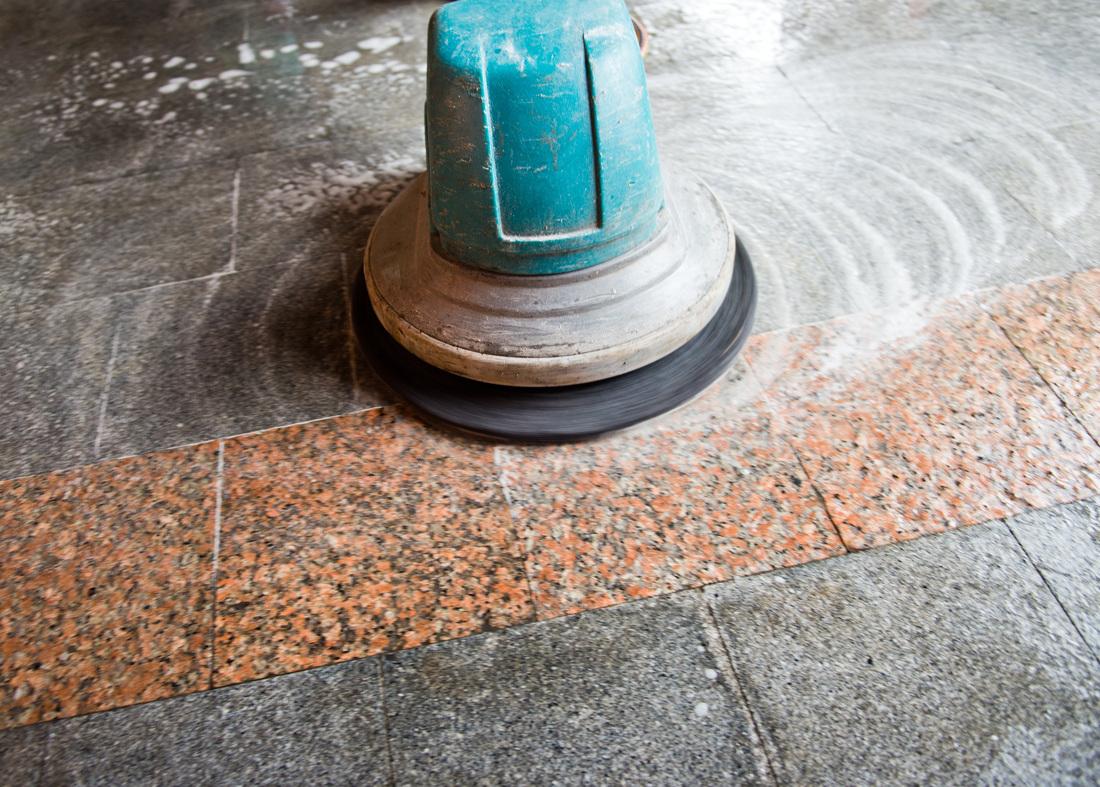 Hướng dẫn đánh bóng sàn đá Marble với SCL-Marble Polishing Powder