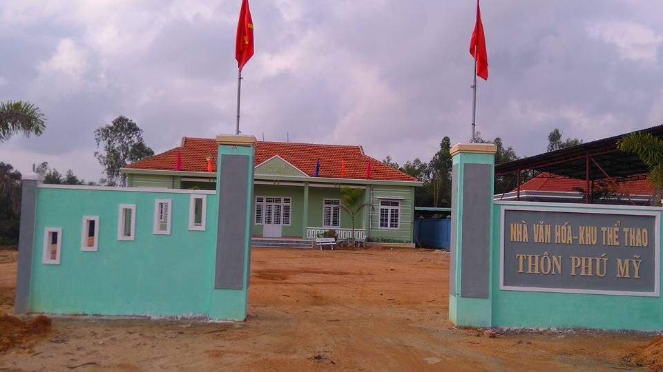Nhav Văn Hoá Thôn Phú Mỹ-Tam Đàn
