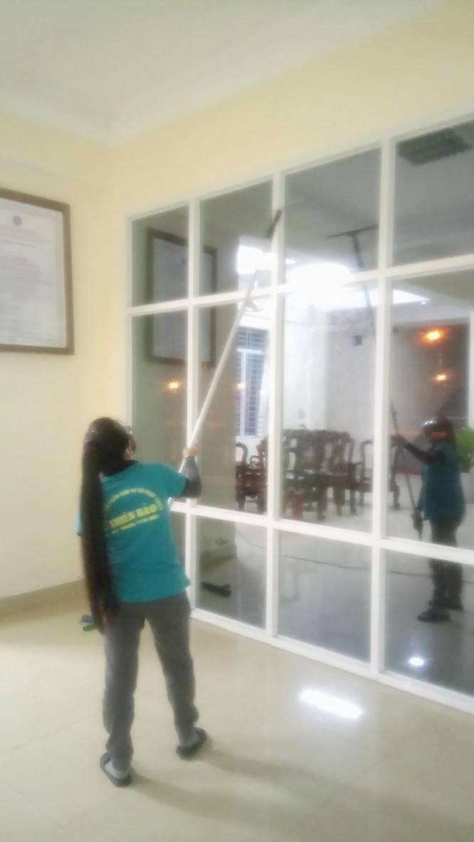 Tổng vệ sinh định kỳ Cục Hải Quan tỉnh Quảng Nam