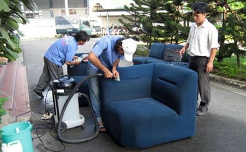 Giặt Ghế Sofa Tại nhà, văn phòng